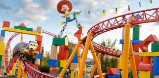 Slinky Dog Dash Partiu Disney Parks