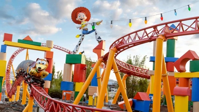 Slinky Dog Dash dejó los parques de Disney