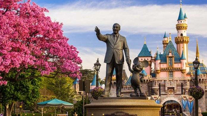 Onde fica a Disney