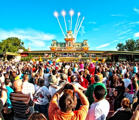 Best time to go to disney in 2019/2020