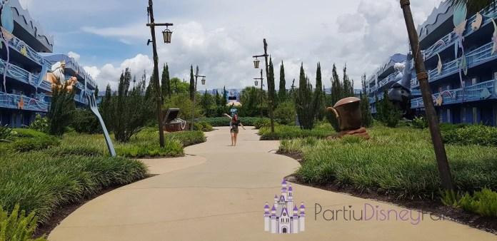 Art of Animation - Pequena Sereia - Partiu Disney Parks
