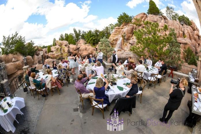 Pacote Escape - Casamento no Pavilhao do Canada em Walt Disney World