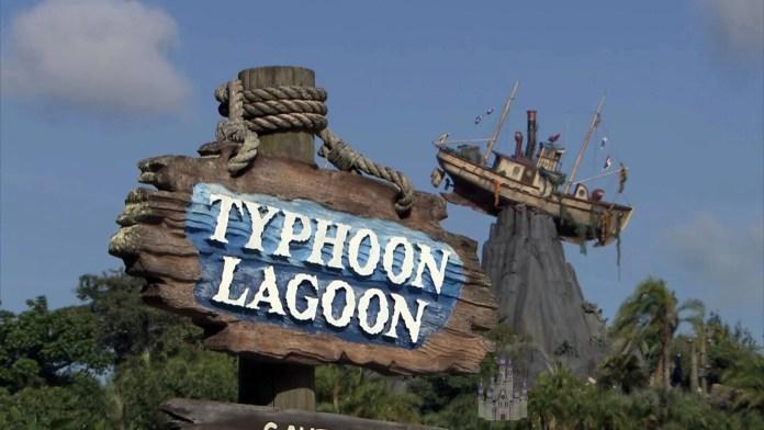 Typhoon Lagoon: o parque aquático mais antigo da Disney