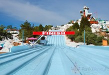 Blizzard Beach Water Park na Disney