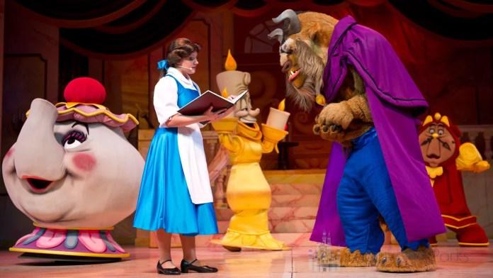 Saiba já como encontrar Bela e a Fera na Disney!
