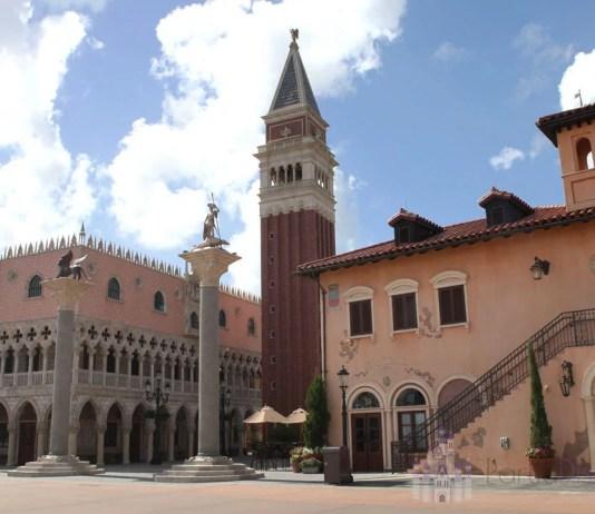 Conheça o Pavilhão da Itália no Epcot