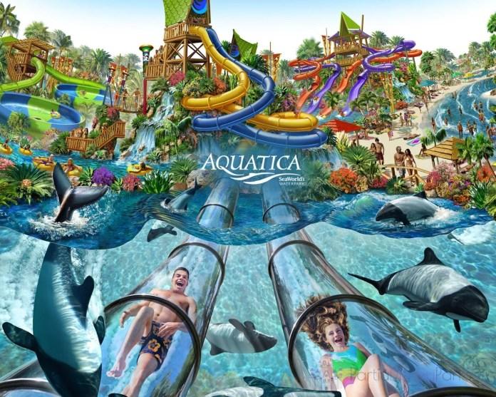 Parque aquatica