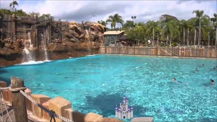 Typhoon Lagoon Wave Pool