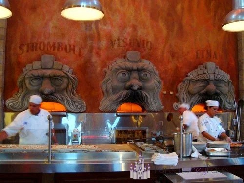 Via Napoli Ristorante e Pizzeria no Epcot