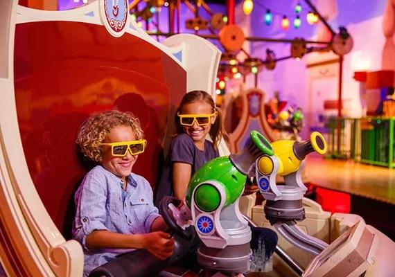Toy Story Mania - Hollywood Studios