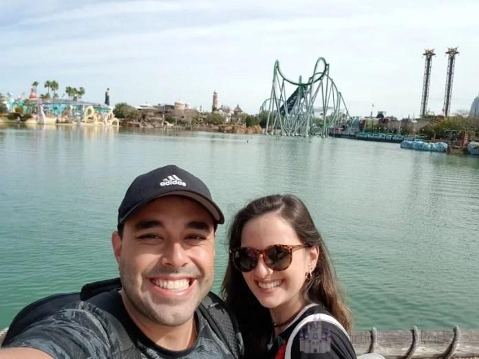 Island of Adventure - Partiu Disney Parks