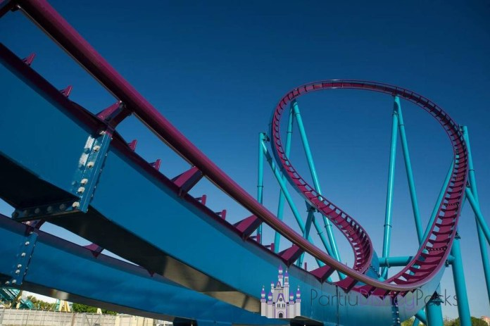 A Mako é a maior montanha-russa de Orlando