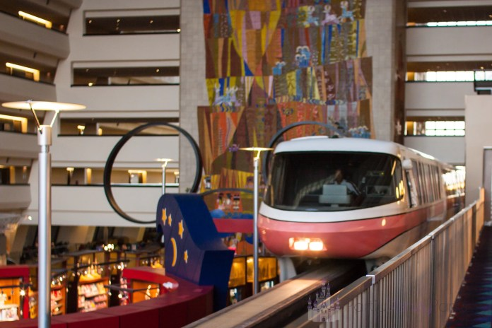 Monorail Contemporary