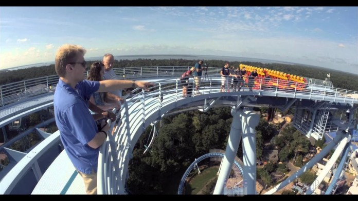 Roller Coaster Insider Tour