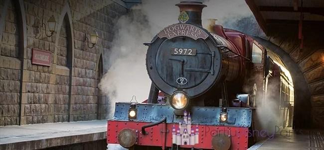 Trem de Hogsmeade