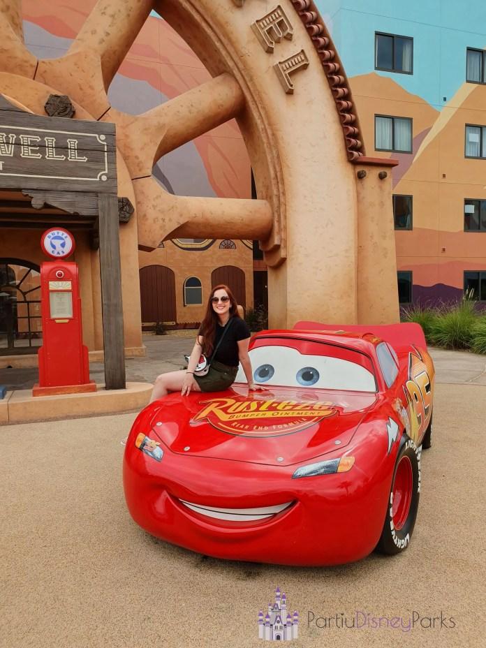 El arte de la animación partió de los parques de Disney