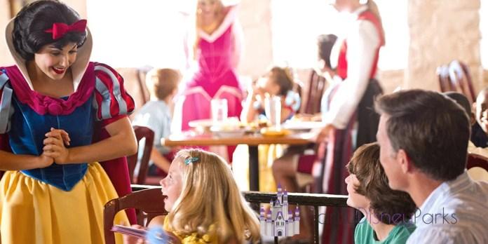 Disney com Criancas Restaurante
