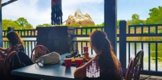Flame Tree Barbecue - Partiu Disney Parks
