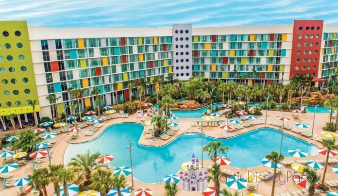 Cabana Bay Resort