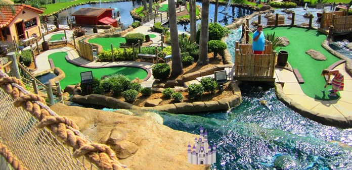 Pirate´s Cove Adventure Golf