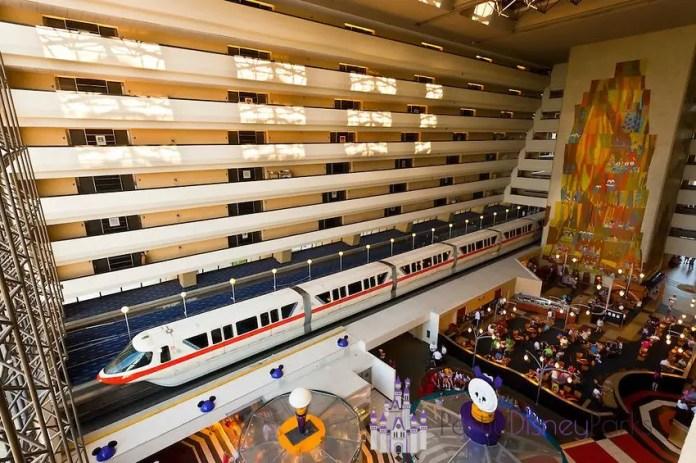Monorail Contemporary Resort