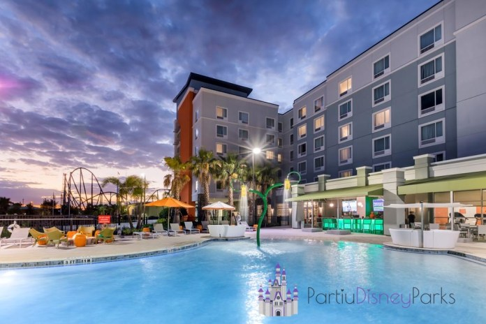 TownePlace Suites by Marriott Orlando at SeaWorld