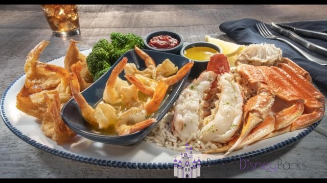 Ultimate Feast - Red Lobster