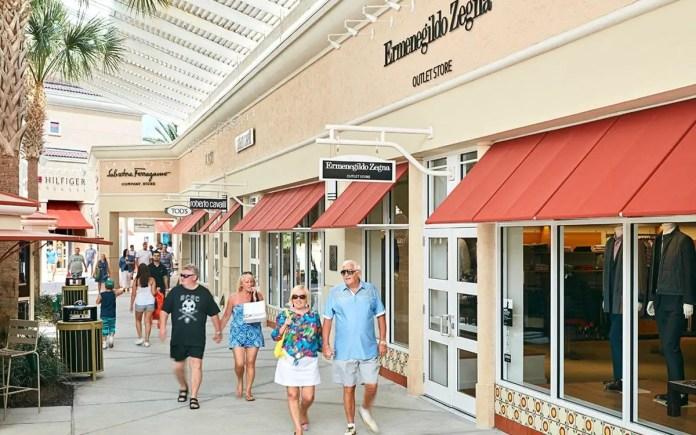 Orlando Premium Outlets Vineland