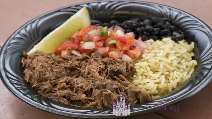 Pecos Bill Arroz Feijao e Carne