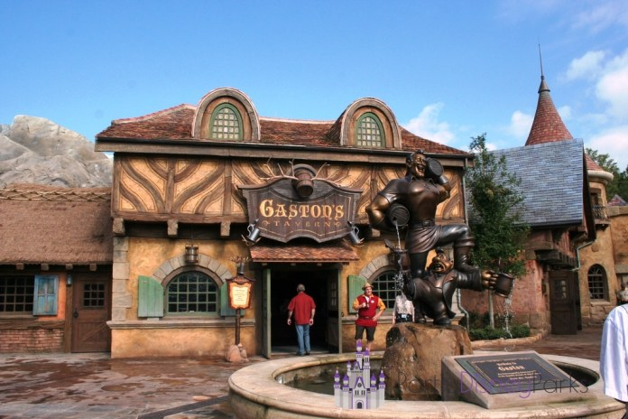 Fantasyland - Gaston's Tavern