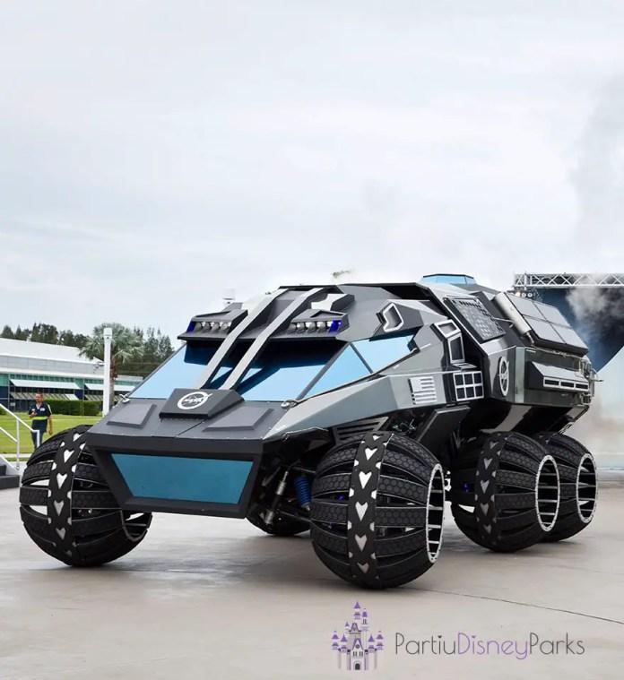 Conheça o Mars Rover Vehicle Navigator®, veículo que trafega pelo solo de Marte