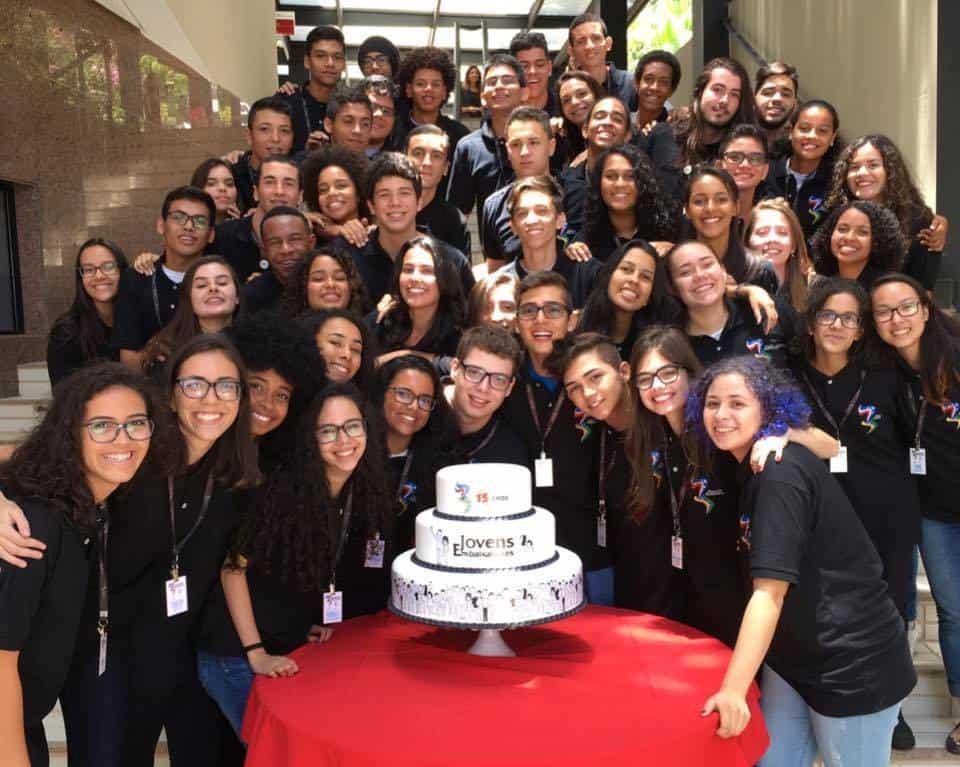 intercâmbio para estudantes nos EUA bolsa jovens embaixadores 2018 inscricoes partiu intercambio