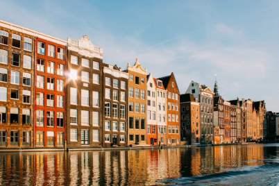 bolsa para estudar na Holanda