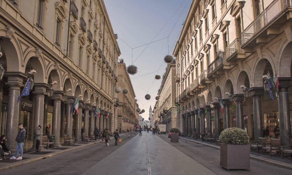 bolsas para curso de verão na Itália na turin school partiu intercambio