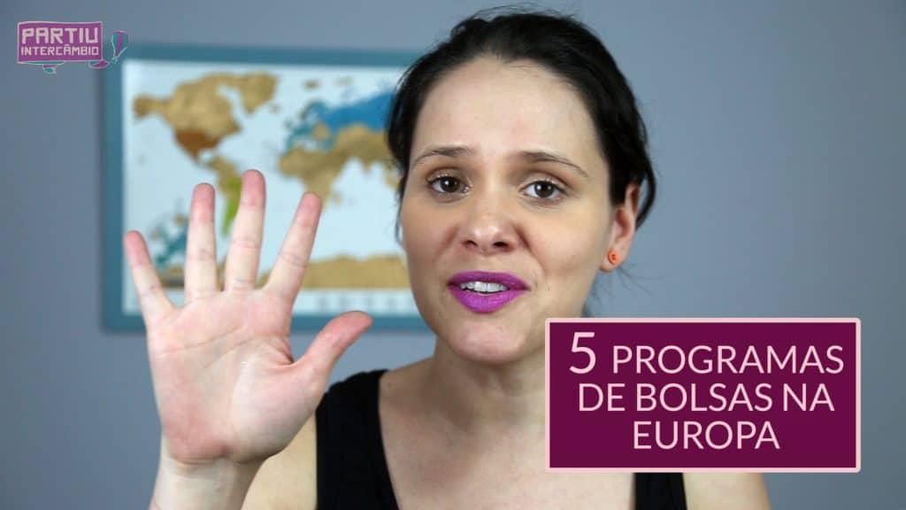 5 bolsas para estudar na europa partiu intercambio0