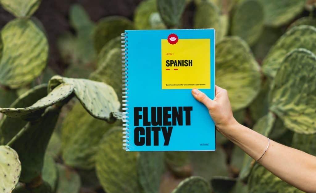 bolsa pra estudar espanhol na Espanha fundacion lengua partiu intercambio
