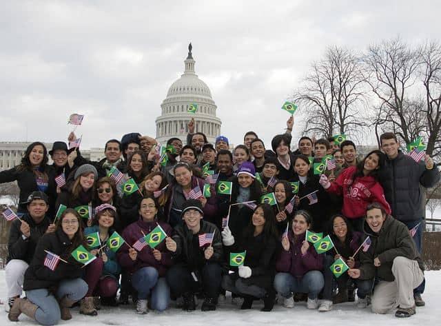 Jovens Embaixadores inscrições 2019 partiu intercambio
