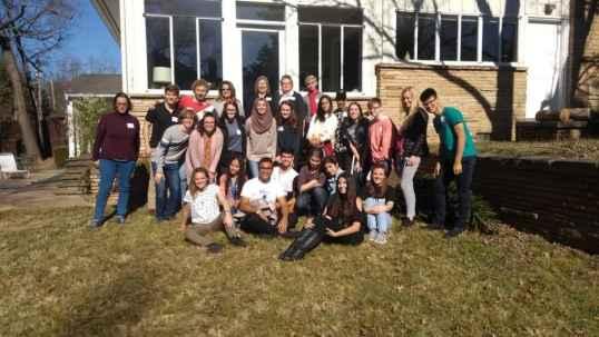 Como funciona o Jovens Embaixadores partiu intercambio carla benfica Host Familys de Tulsa