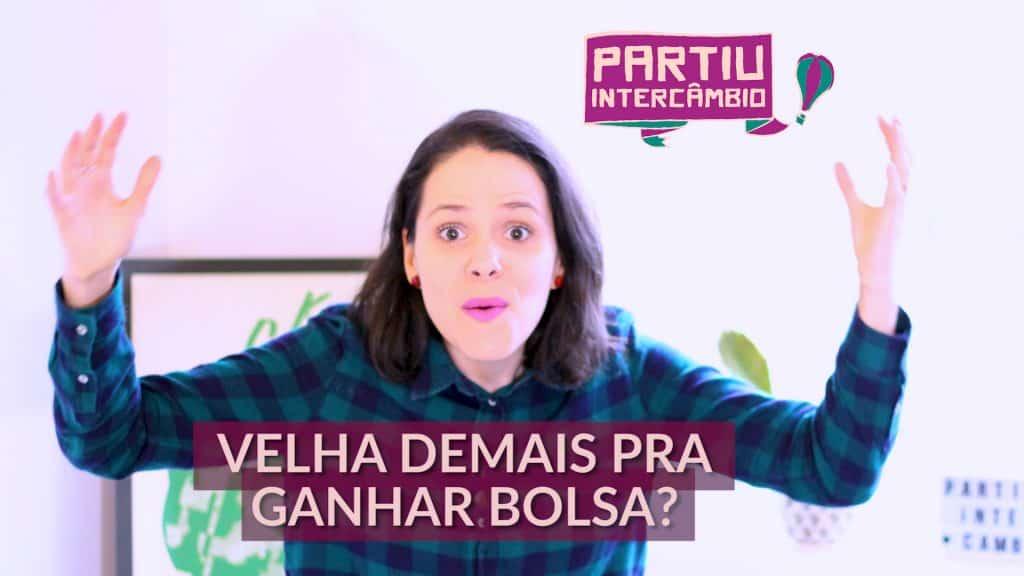 ATE QUAL IDADE POSSO GANHAR BOLSA DE ESTUDOS partiu intercambio