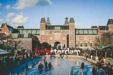 bolsas integrais de mestrado Holanda Amsterdam