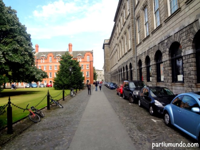 B Trinity College 3
