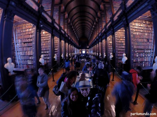 Long Room - Trinity College