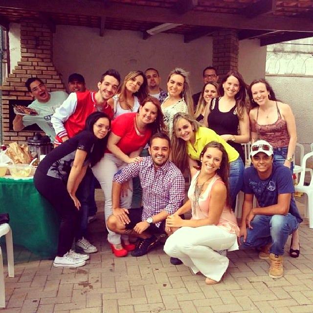 Primos - Família Farias