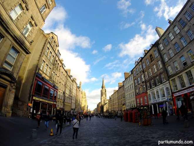 edinburgh - scotland - royal mile