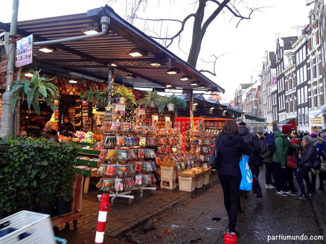Bloemenmarket / Flower Market