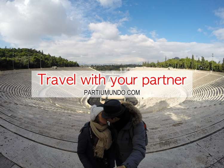 Viajar de casal - travel with your partner