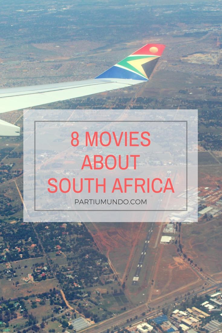 8 filmes sobre a África do Sul - 8 movies about South Africa