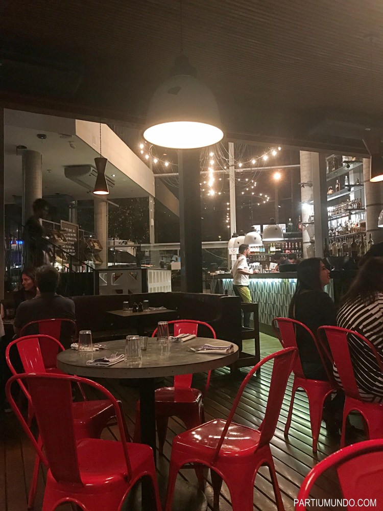 Onde comer em São Paulo - Jamie's Italian