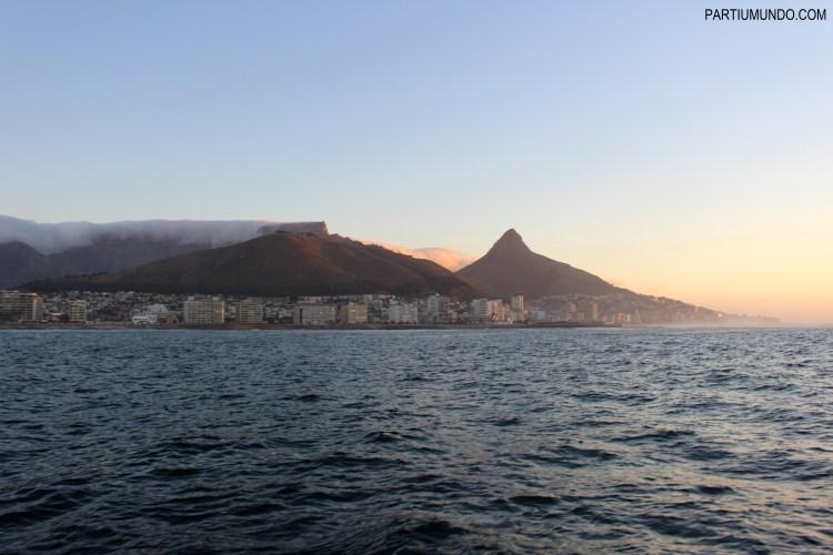 Pôr do sol em Cape Town 11