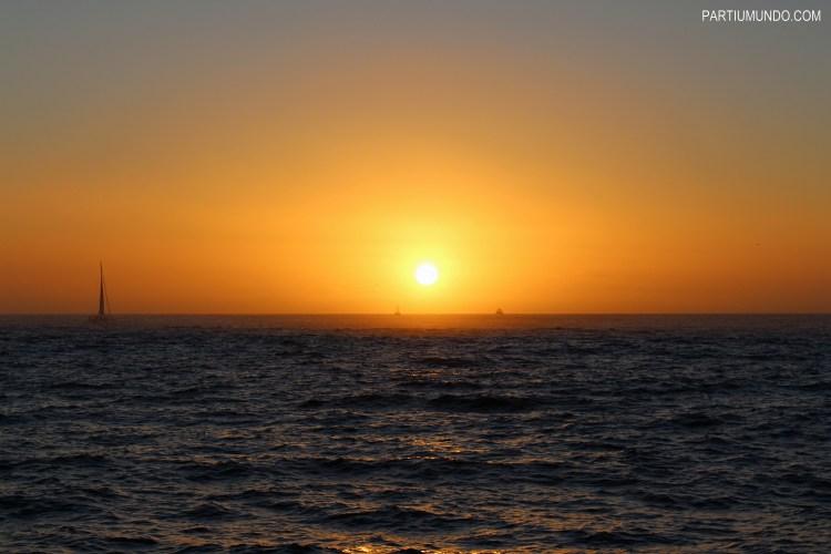 Pôr do sol em Cape Town 23